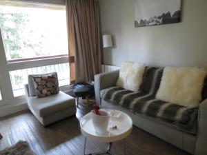 Apartment Le Thuria Les Arcs 1800, Ferienwohnungen  Arc 1800 - big - 13