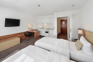 VI VADI HOTEL downtown munich, Hotels  München - big - 44
