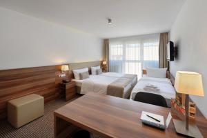 VI VADI HOTEL downtown munich, Hotels  München - big - 57
