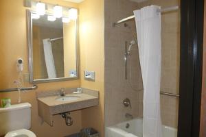 Quality Inn Hall of Fame, Hotel  Canton - big - 15