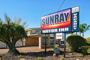 Sunray Motor Inn - Toowoomba, Queensland, Australia