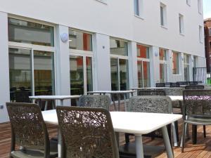 Résidence Hotel Paris Saint-Ouen