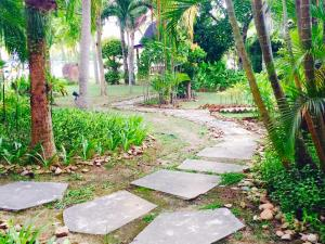 Langkawi Lagoon Resort Honeymoon Suite by De Lagoon, Üdülőközpontok  Kampung Padang Masirat - big - 86