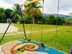 Langkawi Lagoon Resort Honeymoon Suite by De Lagoon, Üdülőközpontok  Kampung Padang Masirat - big - 108