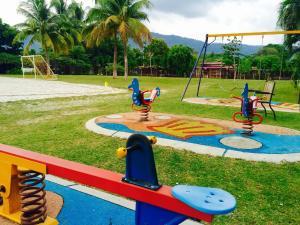 Langkawi Lagoon Resort Honeymoon Suite by De Lagoon, Üdülőtelepek  Kampung Padang Masirat - big - 110