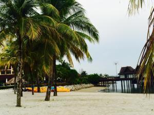 Langkawi Lagoon Resort Honeymoon Suite by De Lagoon, Üdülőközpontok  Kampung Padang Masirat - big - 94