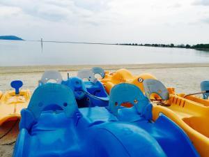 Langkawi Lagoon Resort Honeymoon Suite by De Lagoon, Üdülőközpontok  Kampung Padang Masirat - big - 61
