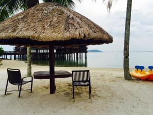 Langkawi Lagoon Resort Honeymoon Suite by De Lagoon, Üdülőtelepek  Kampung Padang Masirat - big - 51
