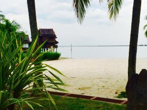Langkawi Lagoon Resort Honeymoon Suite by De Lagoon, Üdülőtelepek  Kampung Padang Masirat - big - 71