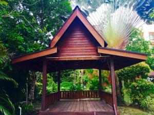Langkawi Lagoon Resort Honeymoon Suite by De Lagoon, Üdülőközpontok  Kampung Padang Masirat - big - 52