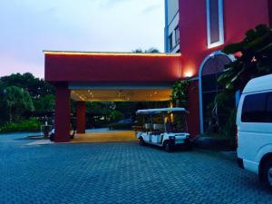 Langkawi Lagoon Resort Honeymoon Suite by De Lagoon, Üdülőközpontok  Kampung Padang Masirat - big - 106
