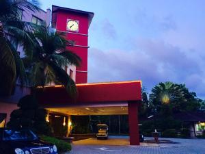 Langkawi Lagoon Resort Honeymoon Suite by De Lagoon, Üdülőközpontok  Kampung Padang Masirat - big - 107