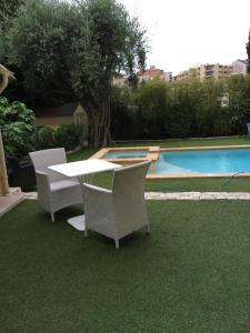 Villa Les Bambous, Ville  Vence - big - 11