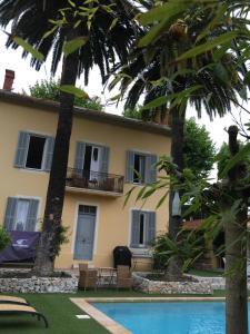 Villa Les Bambous, Ville  Vence - big - 15