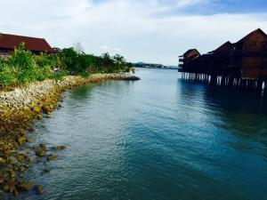 Langkawi Lagoon Resort Water Chalet by De Lagoon, Üdülőtelepek  Kampung Padang Masirat - big - 122