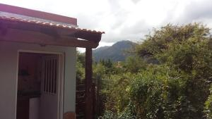 Apart Cabaña La Unica, Лоджи  Capilla del Monte - big - 6