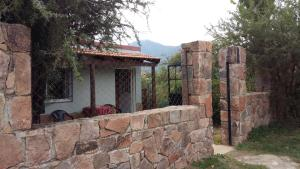 Apart Cabaña La Unica, Лоджи  Capilla del Monte - big - 13