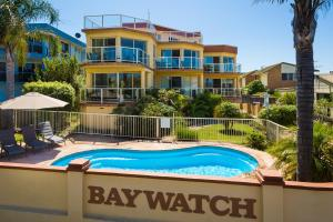 Baywatch Luxury Apartments Merimbula