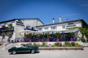 Logis Hôtel du Lac de la Madine