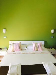 B&B Zahir, Bed & Breakfasts  Castro di Lecce - big - 6