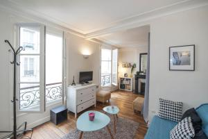 Lovely Batignolles Studio