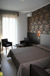 Hotel Lalla - Beauty & Relax, Отели  Чезенатико - big - 17