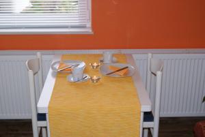 Apartment - Sauna Sinnesfreuden, Privatzimmer  Wildeshausen - big - 4