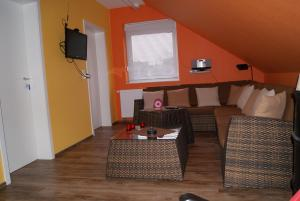 Apartment - Sauna Sinnesfreuden, Privatzimmer  Wildeshausen - big - 5