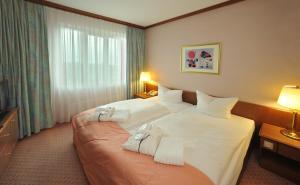 Radisson Blu Hotel Cottbus, Szállodák  Cottbus - big - 9