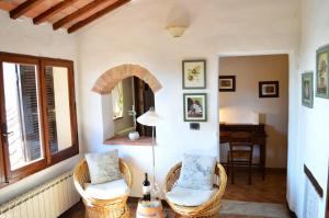 The Little Arch of Memory, Apartmány  Montepulciano - big - 65