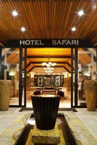 Виндхук - Safari Hotel