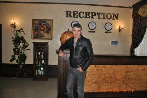 Globus Hotel, Hotels  Ternopil' - big - 151