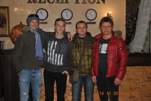 Globus Hotel, Hotels  Ternopil' - big - 147