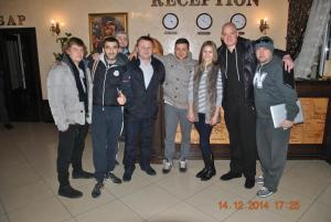 Globus Hotel, Hotels  Ternopil' - big - 156