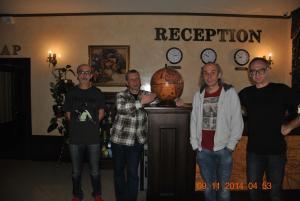 Globus Hotel, Hotels  Ternopil' - big - 159