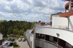 Apartament Bocianie Gniazdo, Апартаменты  Ястарня - big - 5