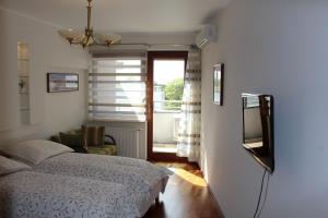 Apartament Bocianie Gniazdo, Апартаменты  Ястарня - big - 7