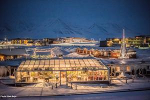 Mary-Ann's Polarrigg, Penziony  Longyearbyen - big - 25