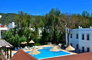 Hotel Atrium, Hotely  Bodrum - big - 45