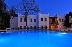 Hotel Atrium, Hotely  Bodrum - big - 43