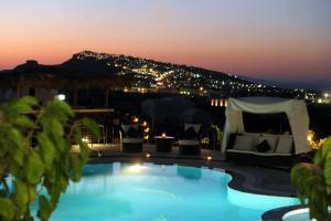 Santorini Mesotopos, Апарт-отели  Тира - big - 40
