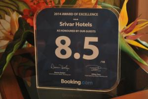 Srivar Hotels, Отели  Guruvāyūr - big - 17