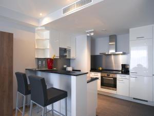 Thon Residence Florence Aparthotel, Aparthotely  Brusel - big - 23