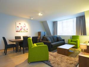 Thon Residence Florence Aparthotel, Aparthotely  Brusel - big - 11