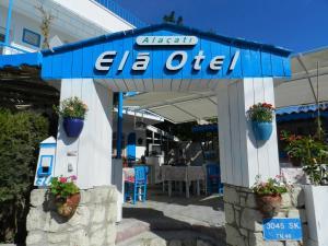 Отель Ela Hotel, Алачати