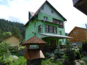 Отель Зеленая Усадьба у Лиды, Славское