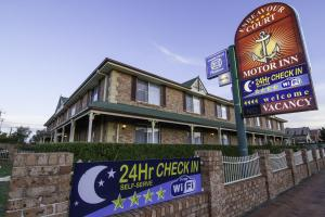 Endeavour Court Motor Inn - Dubbo, New South Wales, Australia