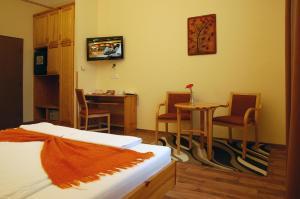 Hotel Manzard Panzio(Budapest)