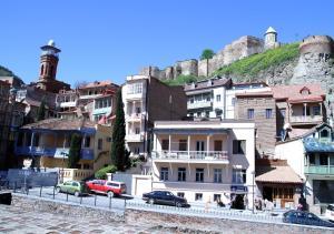 Tbilisi Apartment, Apartmány  Tbilisi City - big - 37