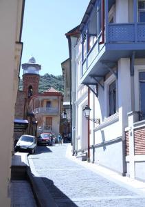 Tbilisi Apartment, Apartmány  Tbilisi City - big - 38